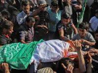 Alto a la masacre israelí en Palestina